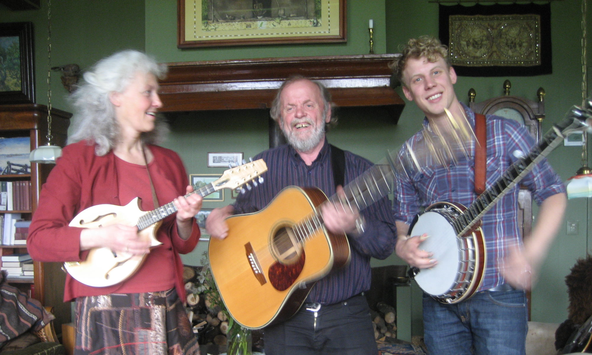 The New Country Ramblers